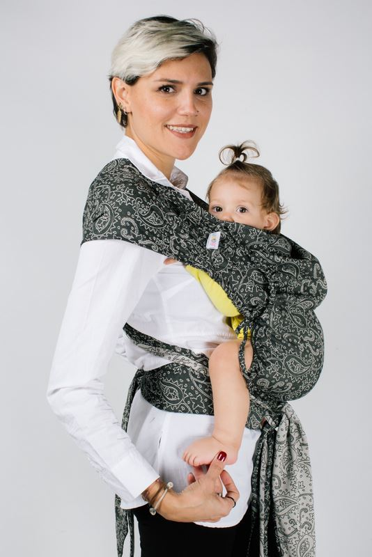 Neko Tai Baby Size - Efes Paisley Hazel