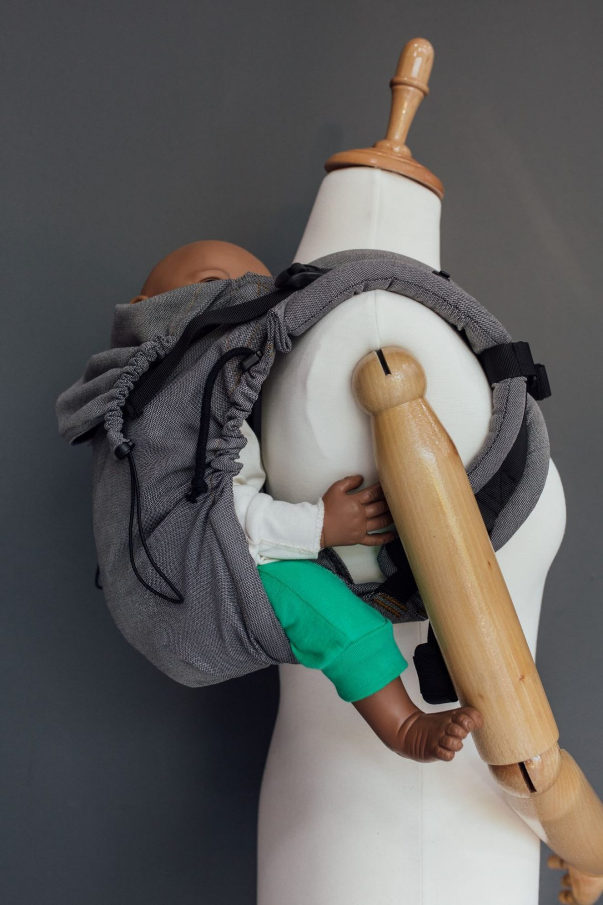 Neko Onbuhimo Toddler - Bold