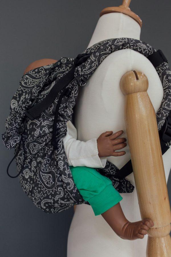 Neko Onbuhimo Toddler - Efes Paisley Hazel