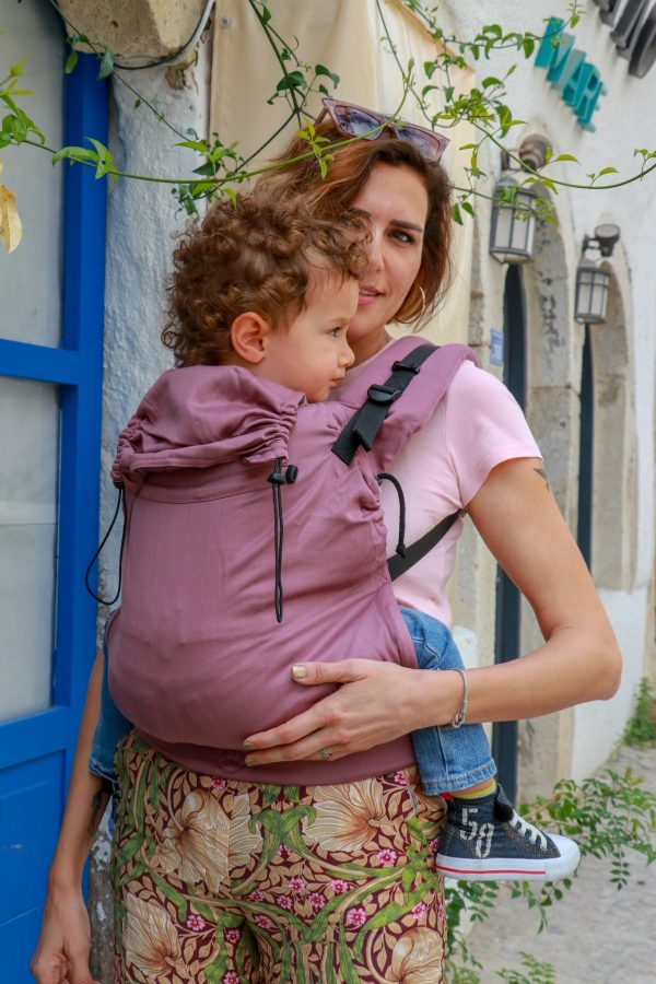 Neko Switch Toddler Size Carrier - Plum