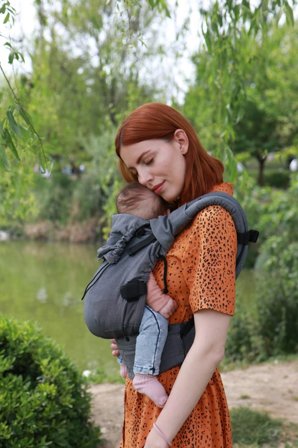 Neko Switch Baby Size Carrier- Bold (2 extra hoods included)