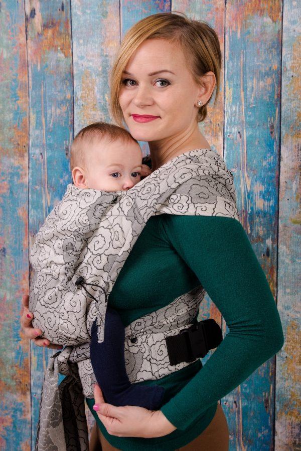 Neko Half Buckle Baby Size - Lokum Hazel