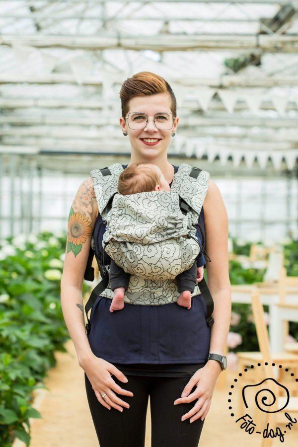 Neko Switch Baby Size Carrier - Lokum Hazel